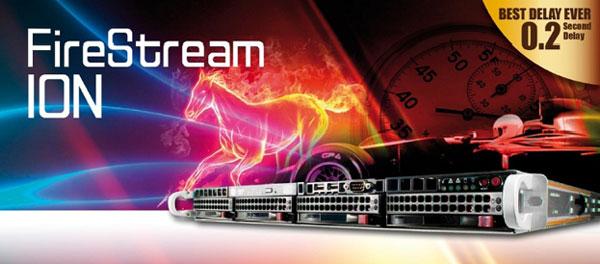 FireStream ION อีกขั้นของการพัฒนารูปแบบการกระจายสัญญาณโทรทัศน์ ผ่านเครือข่ายอินเทอร์เน็ตในรูปแบบของสตรีมมิ่ง